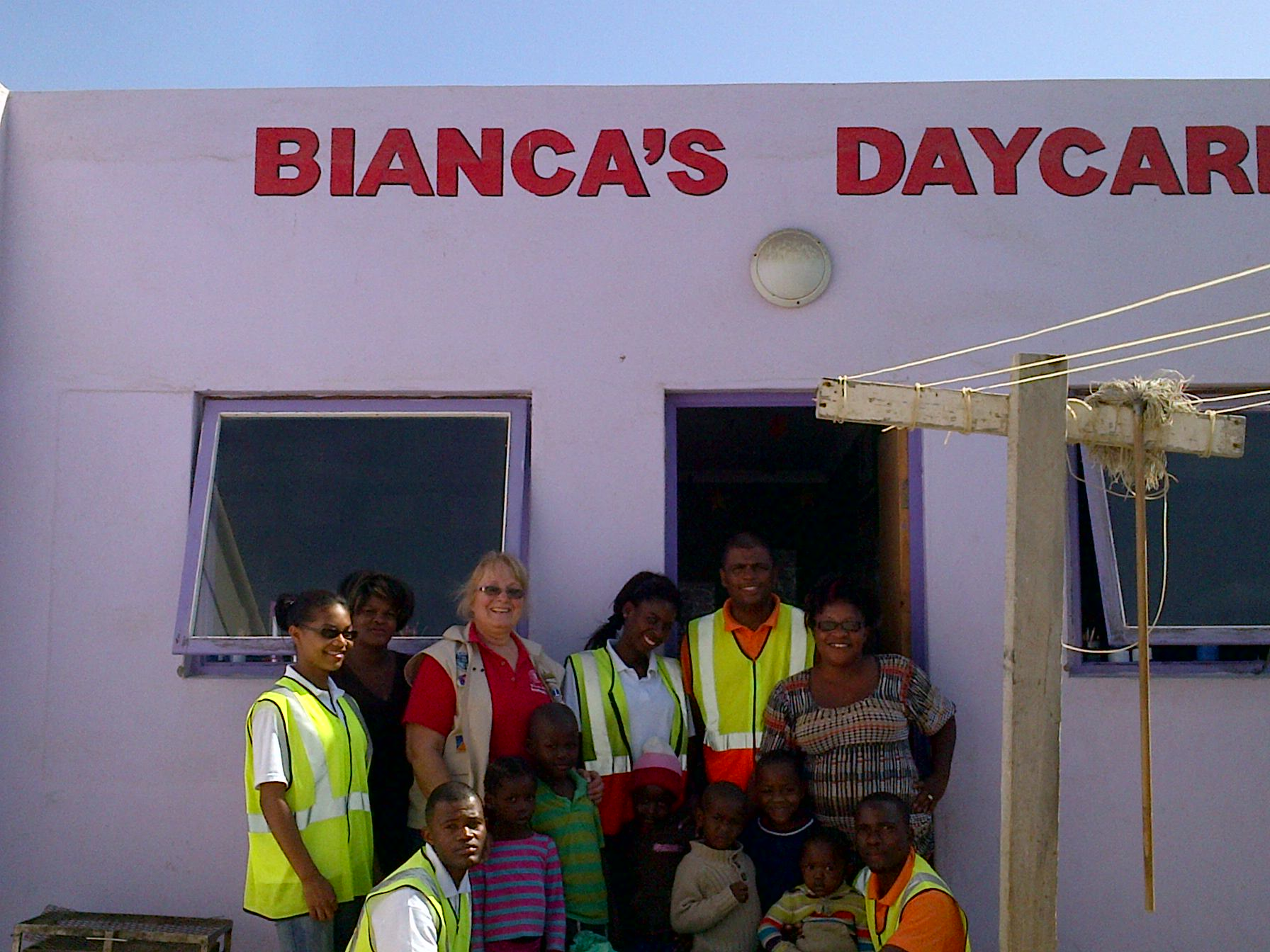 Donation for Bianca's Kinder Garden